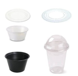 Deli/Portion Containers