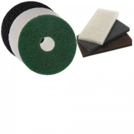 Floor Buffing Pads & Strippers